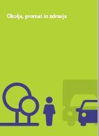 Brošura o okolju, prometu in zdravju